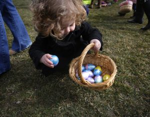 Portland Maine Egg hunt